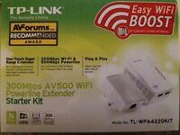 TP-LINK AV500 WIFI POWERLINE EXTENDER 300 Mbps