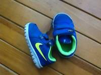 Nike baby boy trainers