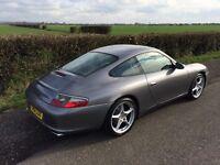 Porsche 911 3.6 Manual