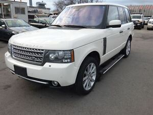 2010 Land Rover Range Rover V8 SUPERCHARGED & NAVIGATION & PANOR