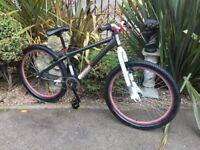 X-Rated Mesh Bike