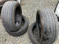 255/45/20 pirelli tyres