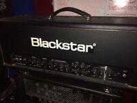 Blackstar ht100 guitar amp head