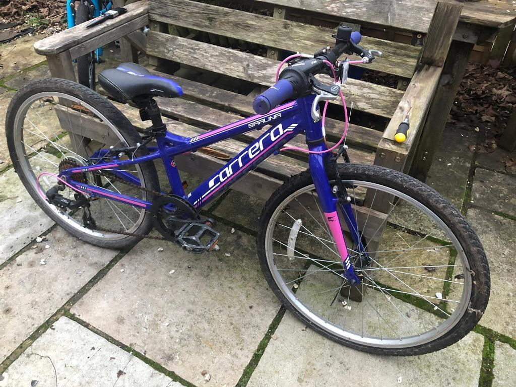 Bikes - child BMX & carrera bicycle | in Didcot, Oxfordshire | Gumtree