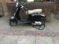 VESPA PRIMAVERA 125cc (2015) £1600