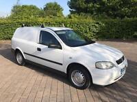 2005 Vauxhall Astravan 1.7 CDTi 16v Envoy, JANUARY 2018 MOT, NO VAT (Astra Corsa Combo Vivaro Van)