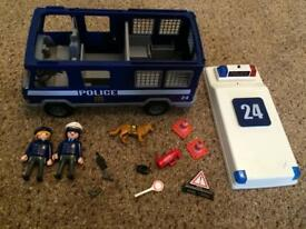 Playmobil Police Van 3166