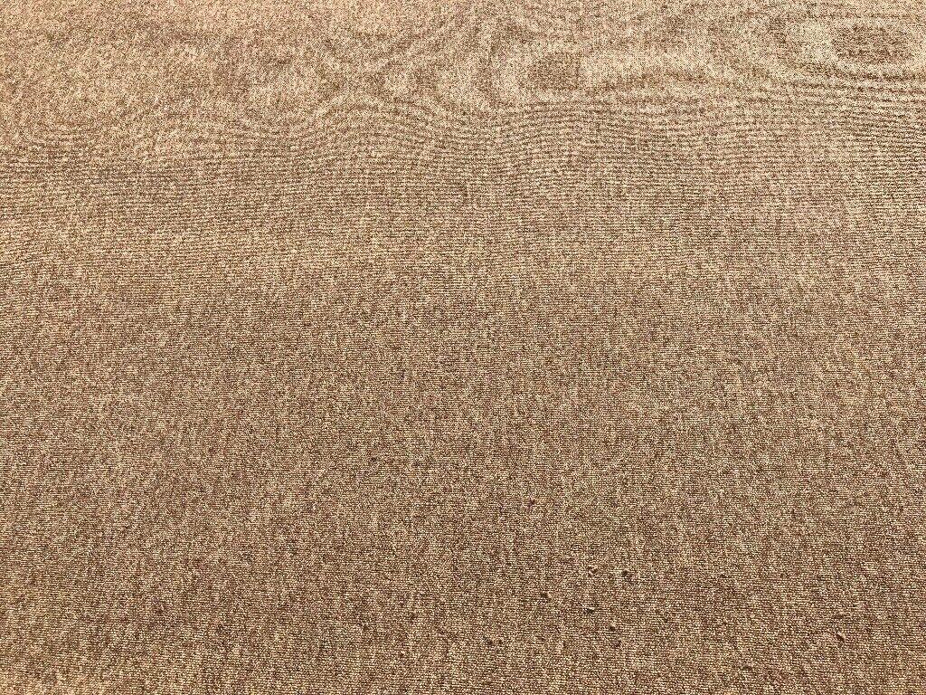 2.96x4.00 hessian loop pile new carpet