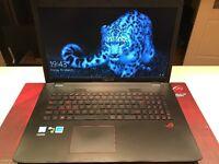 "ASUS Republic of Gamers GL752V 17.3"" Gaming Laptop"