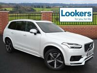 Volvo XC90 D5 POWERPULSE R-DESIGN AWD (white) 2016-09-20