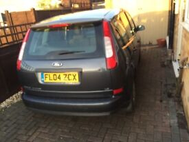 Ford Focus c max £500 Ono Ring 07513919398