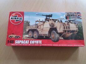 AIRFIX Supacat Coyote