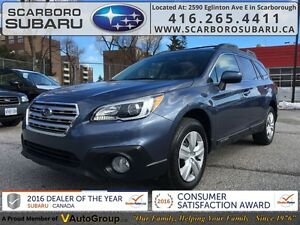 2015 Subaru Outback 2.5i (CVT), FROM 1.9% FINANCING AVAILABLE, P