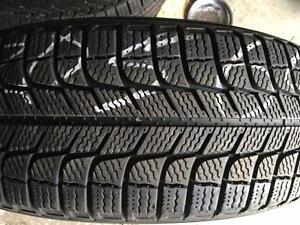 SNOW TIRE ONE 90% NEW MICHELIN 205/65R15 99T