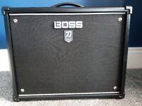 Boss katana 50 mk2 guitar amp amplifier