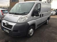 Peugeot boxers 2010 2.2hdi 1 owner from new 1year mot