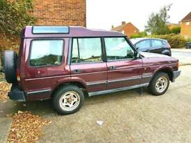 1993 Land Rover Discovery 200 Tdi - Drives Superb - Perfect off roader