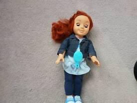 My chloe doll