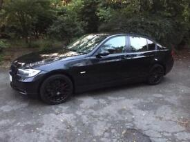 BMW 320 I se petrol late 2005 spec, leathers and private Reg included