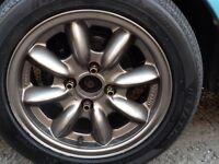 4x100 Panasport Pro Rally Track Lightweight Alloys Rims Modified Track Lites