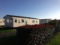 8 berth Caravan Church Farm Haven Holiday Park