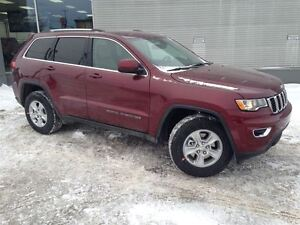 2017 Jeep Grand Cherokee Laredo +Hitch, Uconnect, Commoditées+
