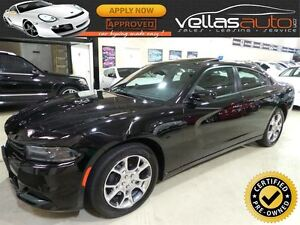 2016 Dodge Charger SXT**AWD**LEATHER**NAVI**SUNROOF**