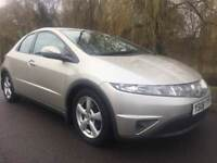 HONDA CIVIC SE I-VTEC AUTOMATIC FULL MOT IMMACULATE FIRST TO SEE WILL BUY