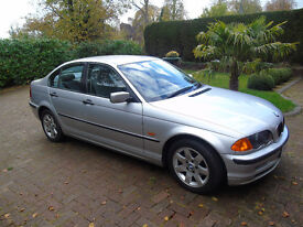 BMW 318i - Luxury car at a low price in exceptional condition - MOT until June 2017