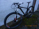 "CUBE ltd RACE 29er MOUNTAIN BIKE  19"" frame"