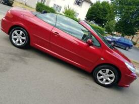 Low mileage Peugeot 307cc automatic px/swap welcomed