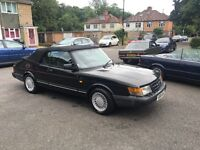 Classic Saab 900 Convertible for Sale!!