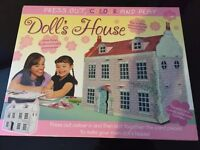 Doll's House (Press Out, Colour and Play)