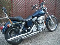 Harley Davidson 1340 EVO FXD Dyna Super Glide