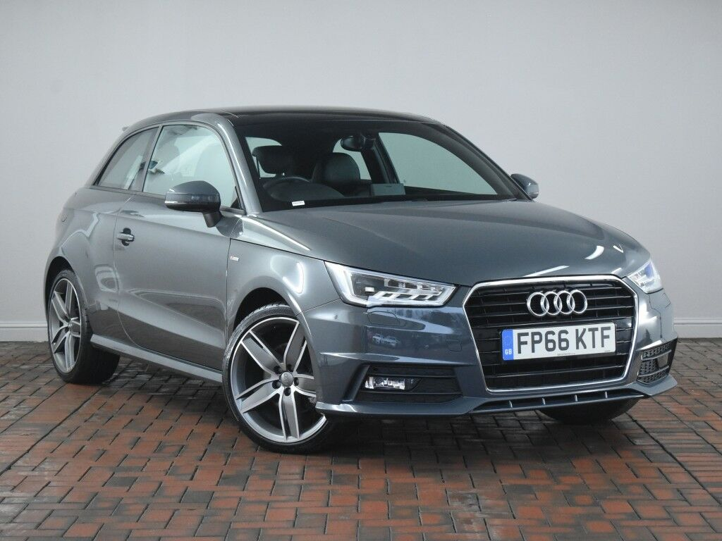 Audi A1 1 4 Tfsi 150 S Line 3dr Grey 2016 In Winsford Cheshire Gumtree