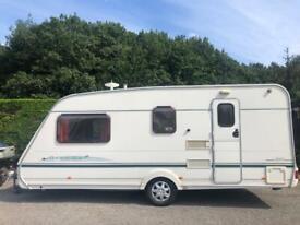 Swift Adventura 4 Berth Caravan
