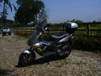 Gillera Runner FXR 180cc