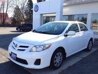 2011 Toyota Corolla CE- EXCELLENT CONDITION