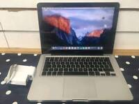 MacBook Pro 2012, 500 HDD, 8 gb RAM, Core i5