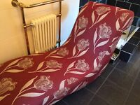 Gorgeous chaise longue