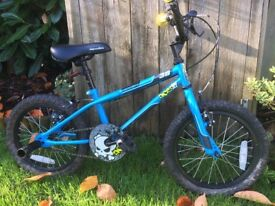 Boy's Apollo Stunt Bike for 5 to 7 year old