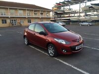 MAZDA 2 14 PLATE 2014 REG RED 24,000 MILES ONLY INSURANCE CAT D EXCELLENT CONDITION INSIDE AND OUT