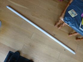Used 5ft T8 65W White Fluorescent Tube from Wickes