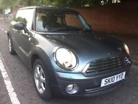 2010 Mini One Graphite Low miles