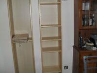 Billy Bookcase Birch Colour 202 cm x 40 cm