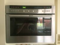Neff Combi Microwave / Oven - Model B6774. Grill and oven work perfectly but microwave faulty.