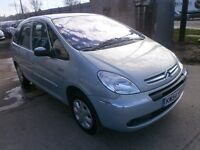 2005 CITROEN XSARA PICASSO 1.6 HDI DIESEL 5 DOOR, FULL SERVICE HISTORY, HPI CLEAR, DRIVES LIKE NEW