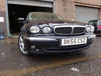 55 JAGUAR X-TYPE SE 2.0 DIESEL,MOT DEC 017,PART HISTORY,2 KEYS,2 OWNERS FROM NEW,STUNNING EXAMPLE