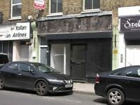 Shop to Let Green Lanes N16