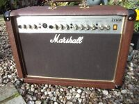 Marshall AS 50 R, Acoustic Soloist Amplifier